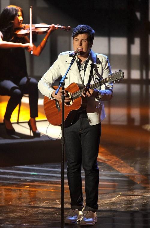 """Alex Preston American Idol """"The A Team"""" Video 4/16/14 #IdolTop7"""