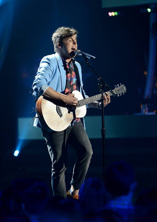 "Alex Preston American Idol ""Every Breath You Take"" Video 4/9/14 #IdolTop8"