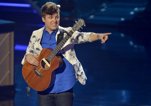 "Alex Preston American Idol ""Always on My Mind"" Video 4/23/14 #IdolTop6"