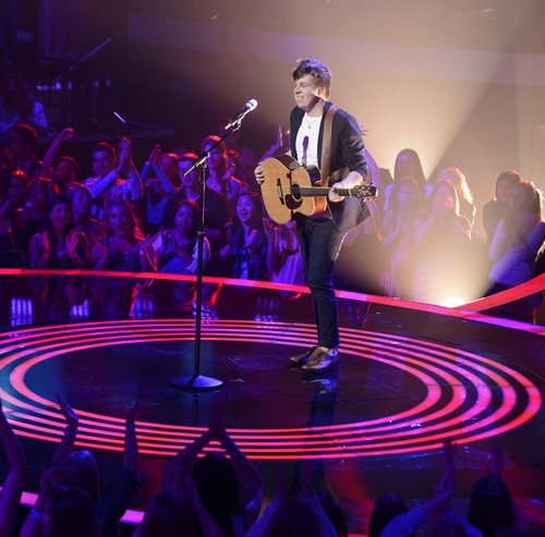 "Alex Preston American Idol ""I Don't Wanna Be"" Video 3/5/14 #IdolTop12"