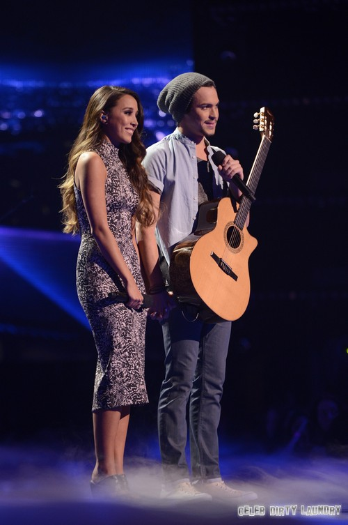 "Alex & Sierra The X Factor ""Little Talks"" Video 12/11/13 #TheXFactorUSA"