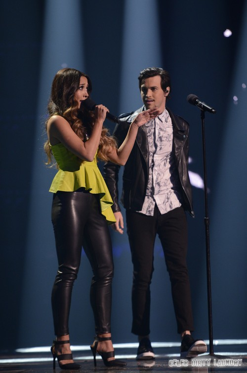"Alex & Sierra The X Factor ""Gravity"" Video 12/11/13 #TheXFactorUSA"
