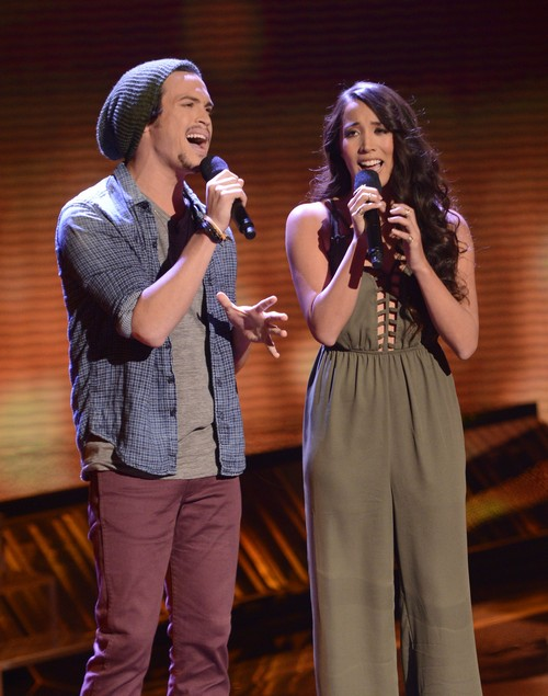 "Alex & Sierra The X Factor ""Addicted to Love"" Video 11/13/13 #TheXFactorUSA"