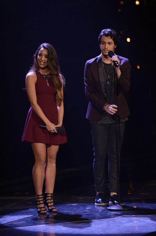 "Alex & Sierra & Leona Lewis The X Factor ""Bleeding Love"" Video 12/18/13 #TheXFactorUSA"