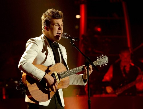 "Alex Preston American Idol ""Story of My Life"" Video 3/19/14 #IdolTop10"