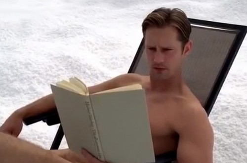 Fifty Shades Of Grey Movie Cast: Alexander Skarsgard Auditions For Christian Grey With Full Frontal Nude Scene