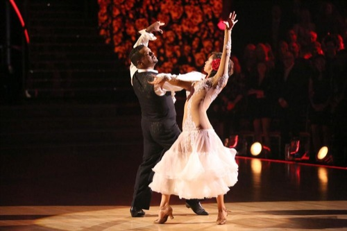 Alfonso Ribeiro & Witney Carson Dancing With the Stars Salsa Video Season 19 Week 6 10/20/14 #DWTS