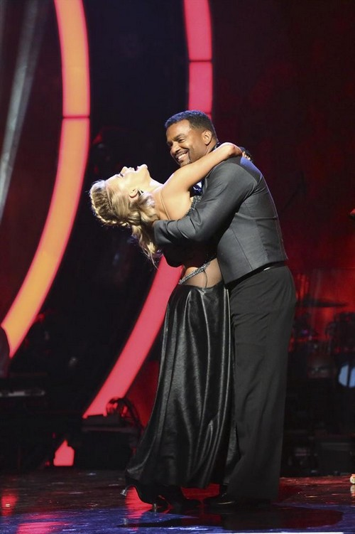 Alfonso Ribeiro & Witney Carson Dancing With the Stars Argentine Tango Video Season 19 Week 10 #DWTS