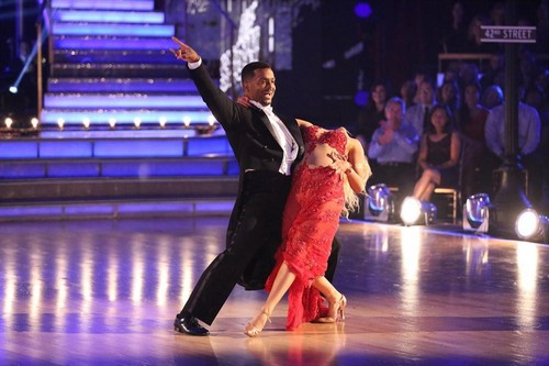 Alfonso Ribeiro & Witney Carson Dancing With the Stars Contemporary Video Season 19 Week 10 #DWTS