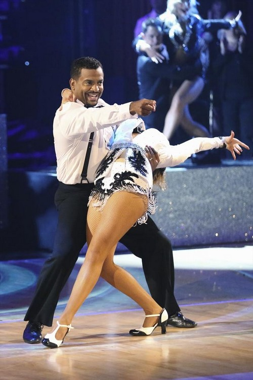 Alfonso Ribeiro & Witney Carson Dancing With the Stars Cha Cha/Argentine Tango Fusion Video Season 19 Grand Finale #DWTS