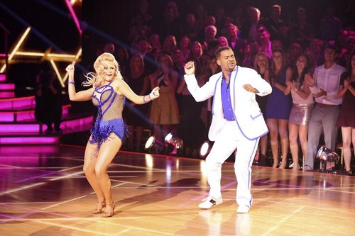 Watch Alfonso Ribeiro & Witney Carson Quickstep Dancing With the Stars Video Season 19 Week 3