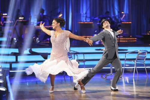 Aly Raisman Dancing With the Stars Salsa Video 4/29/13