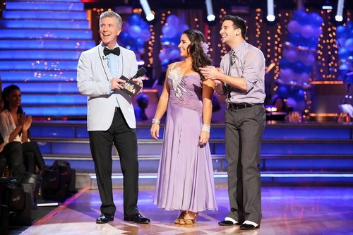 Aly Raisman Dancing With the Stars Contemporary Video 4/8/13