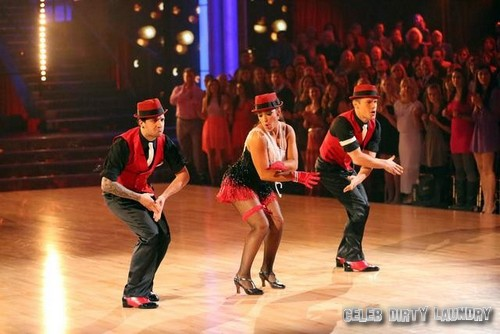 Aly Raisman Dancing With the Stars Rumba Video 5/13/13