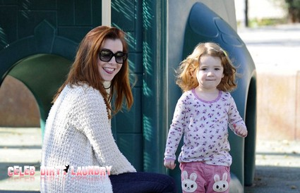 How I Met Your Mother's Alyson Hannigan To Be A Mother Again
