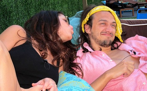 Big Brother 15 Amanda Zuckerman and McCrae Olson Get Married and Have Sex