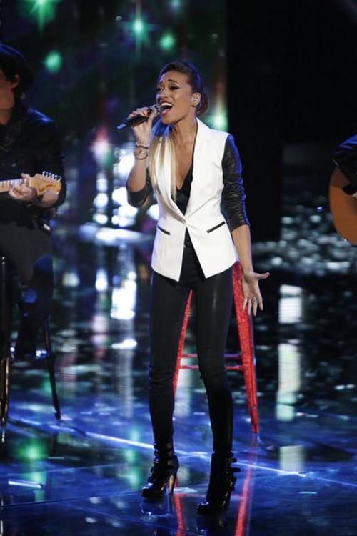 Amanda Brown The Voice Top 8 Video 11/26/12
