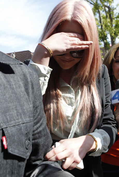 Amanda Bynes Faces Jail Time - Charged with Driving on a Suspended License