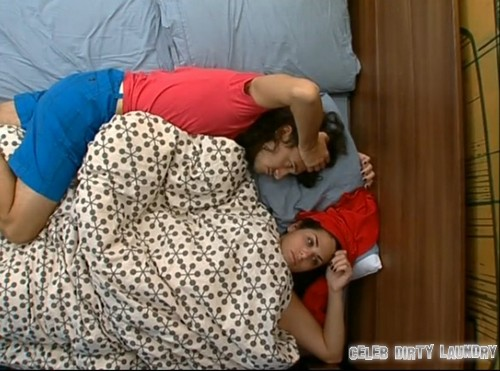 Amanda Zuckerman and McCrae Olson Have Unprotected Sex on Big Brother 15!