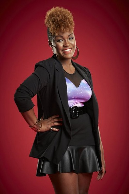 """Amber Nicole The Voice Top 20 """"Wasting All These Tears"""" Video 11/5/13 #TheVoice"""