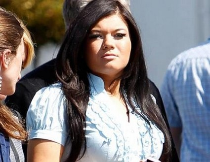 Teen Mom Amber Portwood Gets 5 Year Sentence, But Could Get Probation