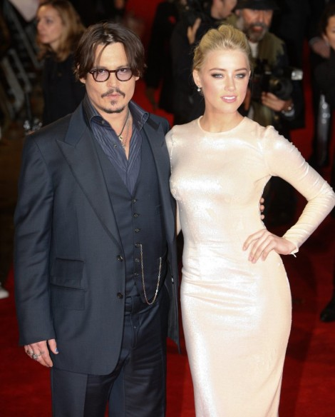 Is Amber Heard Using Johnny Depp? Star Infatuated With Free Spirited Girlfriend 1116