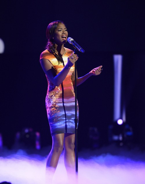 Amber Holcomb Voted Off Then Saved By Judges On American Idol Tonight - We Have The Scoop