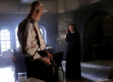 "American Horror Story: Asylum Season 2 Episode 3 ""Nor'easter"" Recap 10/31/12"