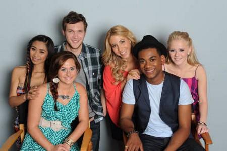 American Idol 2012 Top 6 SPOILERS!