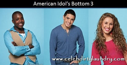 American Idol 2011 – The Top 7 Elimination & Recap