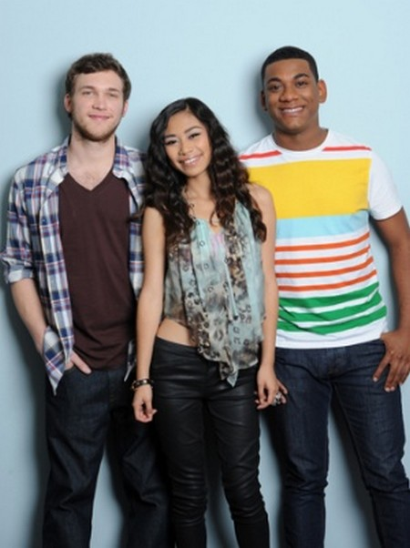 American Idol 'Top Three' SPOILER