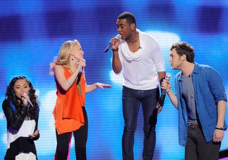 American Idol 2012 Season 11 'Top 4 Results Show' Recap 5/10/12