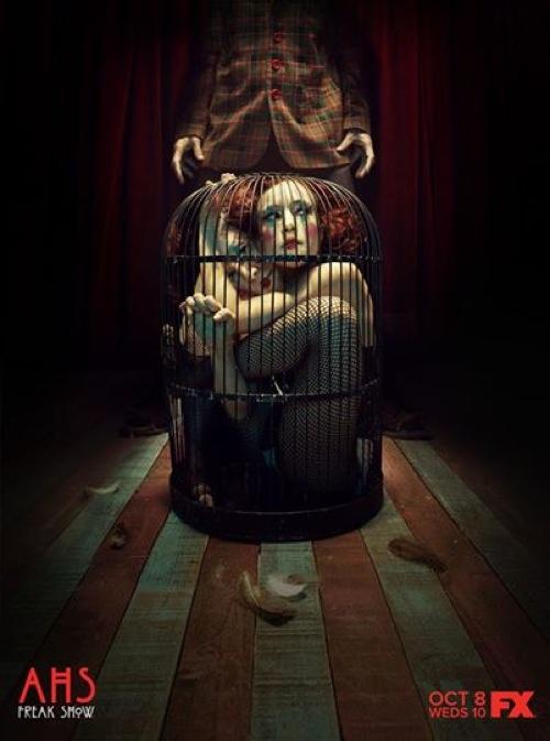"American Horror Story - Freak Show Premiere Recap: Season 4 Episode 1 ""Monsters Among Us"""