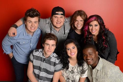 "American Idol LIVE RECAP 4/16/14: Season 13 ""Top Seven Perform"" #IdolTop7"
