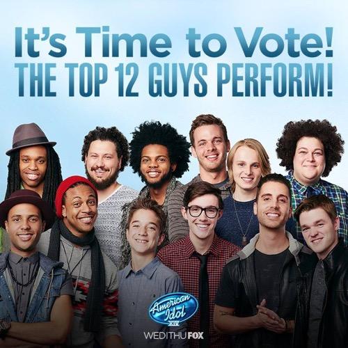 American Idol 2015 Recap - Top 12 Boys Perform: Season 14 Episode 15