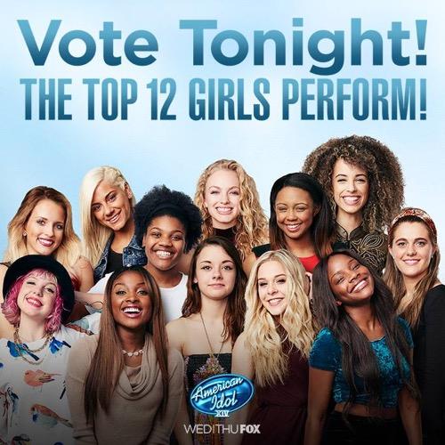 American Idol 2015 Recap - Top 12 Ladies Rock Detroit: Season 14 Episode 16