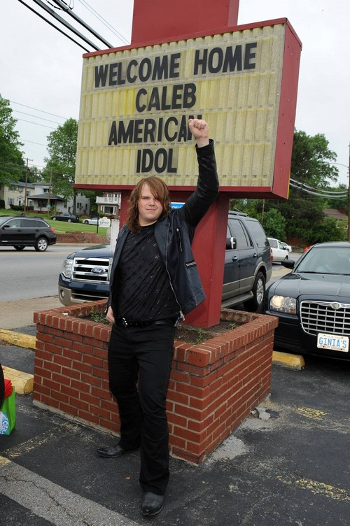"Caleb Johnson American Idol ""Never Tear Us Apart"" Video 5/14/14 #IdolTop3"