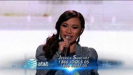 Jessica Sanchez American Idol 2012 'Song 2' Video 5/2/12