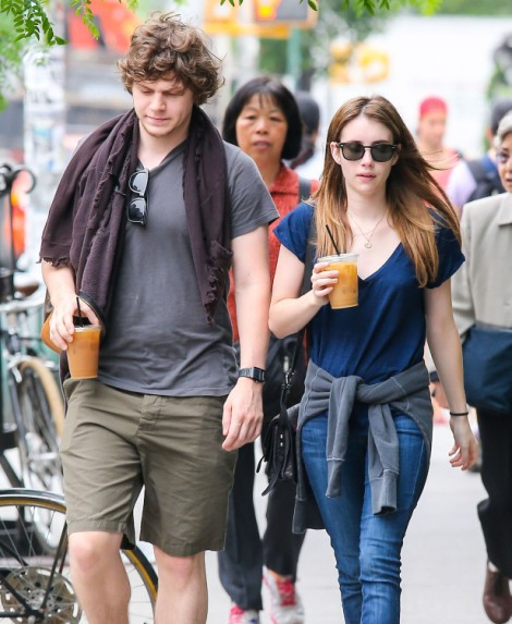 Emma Roberts Uses Boyfriend Evan Peters To Score Role On American Horror Story (PHOTOS) 0523