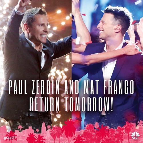 "America's Got Talent Recap 7/26/16: Season 11 Episode 12 ""Live Show 1"""