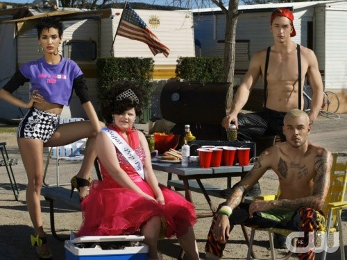 "America's Next Top Model RECAP 8/23/13: Season 20 Episode 5 ""The Girl Who Went Around in Circles"""
