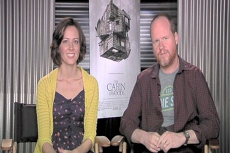 Exclusive Interview: Cabin in the Woods Actress Amy Acker and Joss Whedon