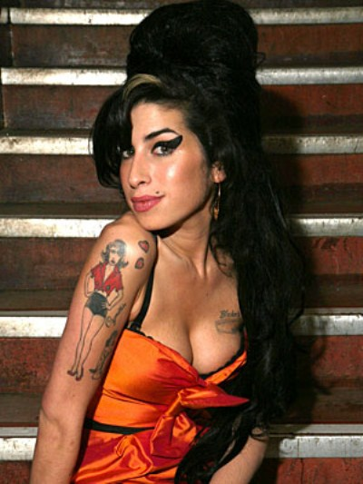 The First Christmas Without Amy Winehouse