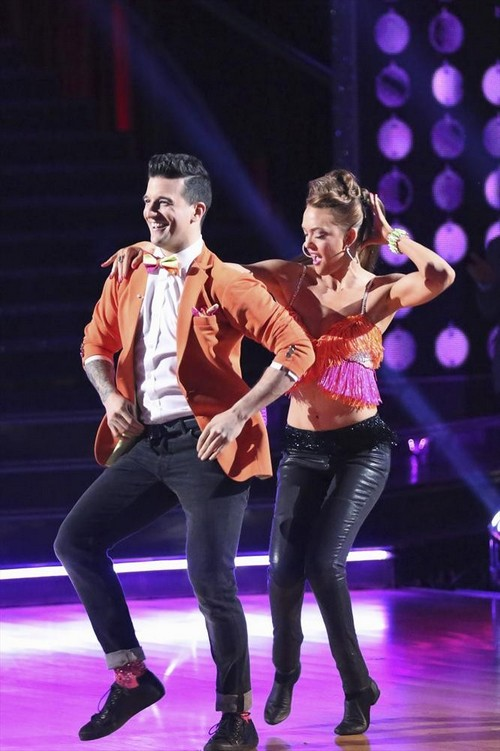 Amy Purdy Dancing With the Stars Waltz Video 4/14/14 #DWTS