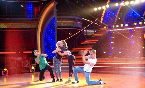 Amy Purdy and James Maslow Dancing With the Stars Jive Video 5/5/14 #DWTS #DanceDuels