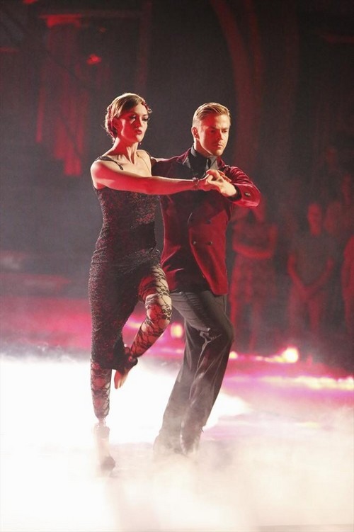 Amy Purdy Dancing With the Stars Jazz Video 5/12/14 #DWTS #Semifinals