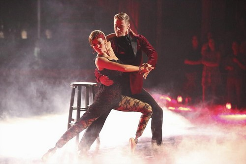 Amy Purdy Dancing With the Stars Quickstep Video 5/12/14 #DWTS #Semifinals