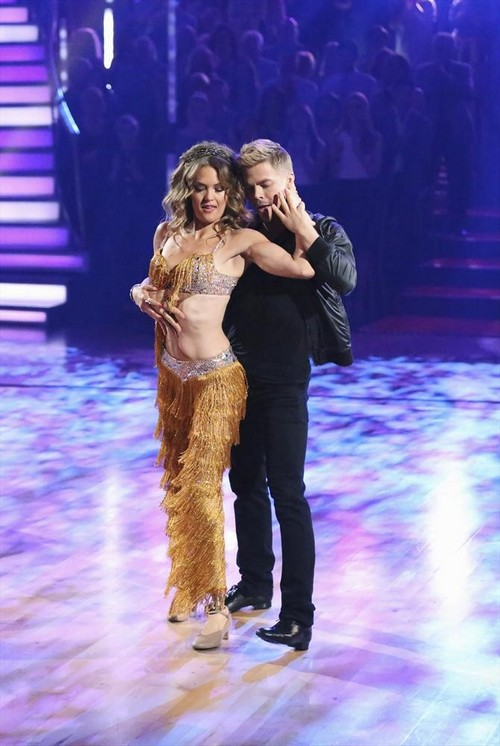 Amy Purdy Dancing With the Stars Cha Cha Cha Video 3/24/14 #DWTS