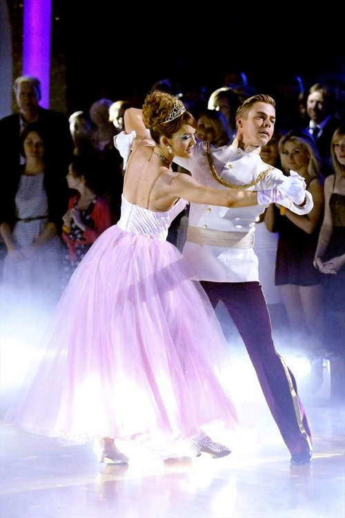 Amy Purdy Dancing With the Stars Jive Video 4/21/14 #DWTS