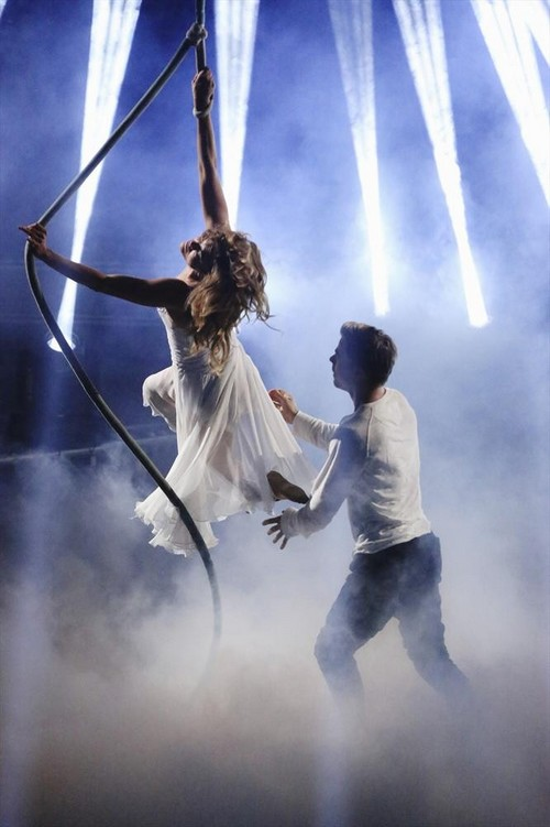 Amy Purdy Dancing With the Stars Argentine Tango-Cha Cha Fusion Video 5/20/14 #DWTS #DWTSFinale